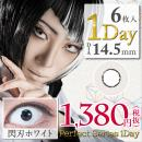 DOLCE Perfect 1day/6枚入り/閃刃ホワイト