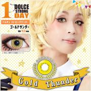 DOLCE STRONG 1day/6枚入り/ゴールドサンダー