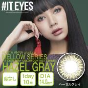 #IT EYES/MELLOW SERIES/ヘーゼルグレー